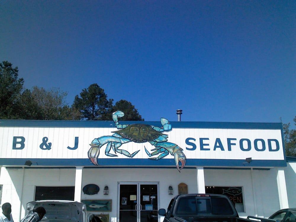 B J Seafood Seafood Markets 1101 Us Hwy 70 E New