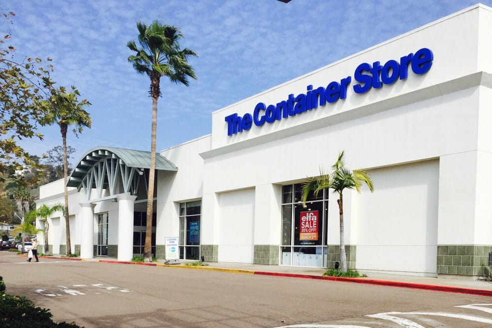 The container store 67 photos 145 reviews home decor - Container homes san diego ...