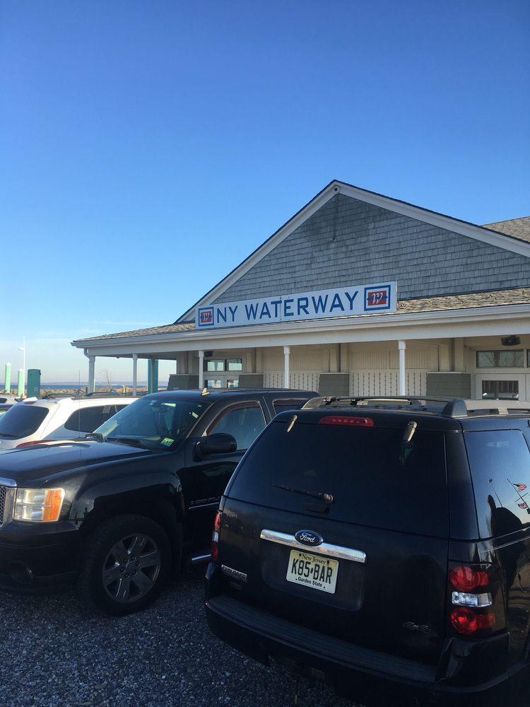 NY Waterway Ferry Terminal Belford: 10 Harbor Way, Belford, NJ