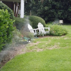 Photo Of Backyard Pest Control   Macon, GA, United States. Ingleside  Mosquito Protection
