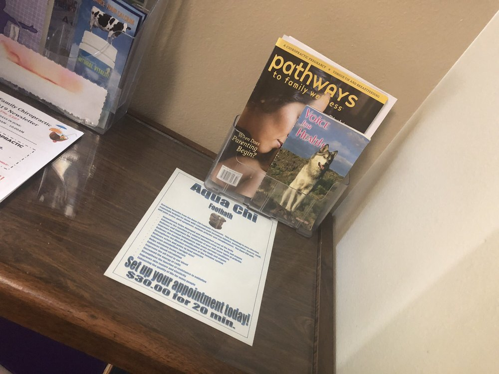 Halsell Family Chiropractic Center: 1601 W Avenue I, Lovington, NM