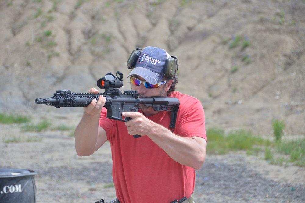 Kranz Firearms Training Group: 8610 Twin Mallets Ln, McKinney, TX