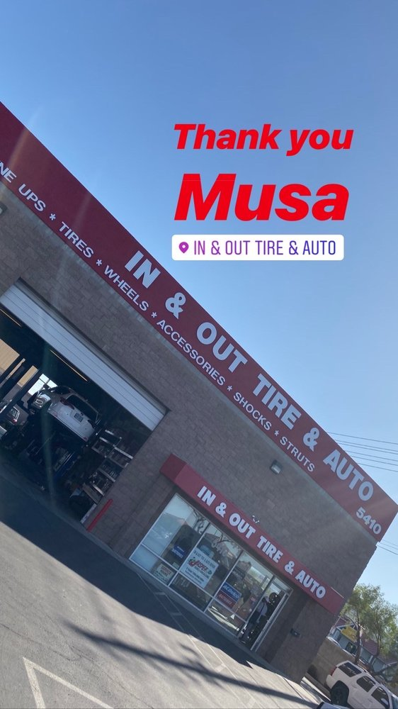 In & Out Tire & Auto