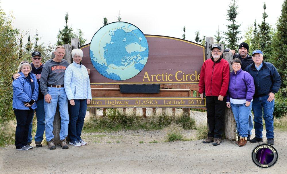 SkyFire In Focus Tours: 1280 Heath Ave, Fairbanks, AK