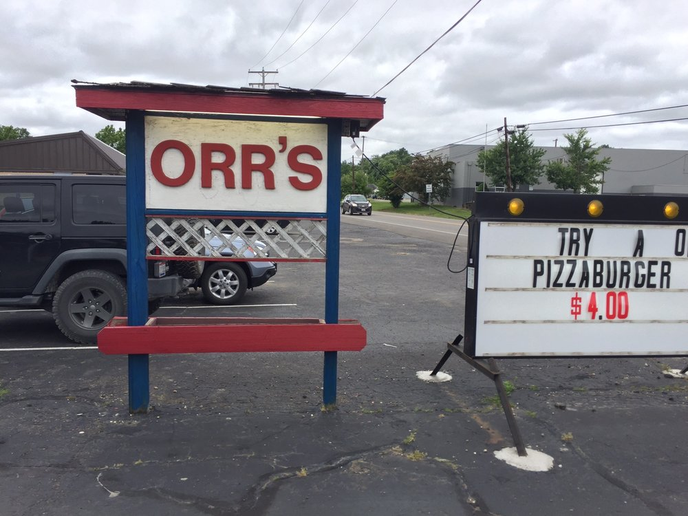 Orr's Drive In: 60200 Southgate Rd, Byesville, OH