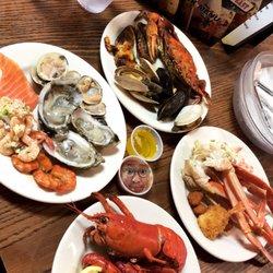 6 Boston Lobster Feast
