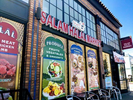 Salam Halal Market - 999 7th St, West Oakland, Oakland, CA