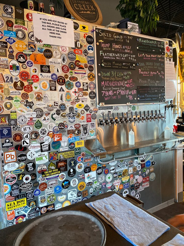 Cannonball Creek Brewing Company: 393 N Washington Ave, Golden, CO