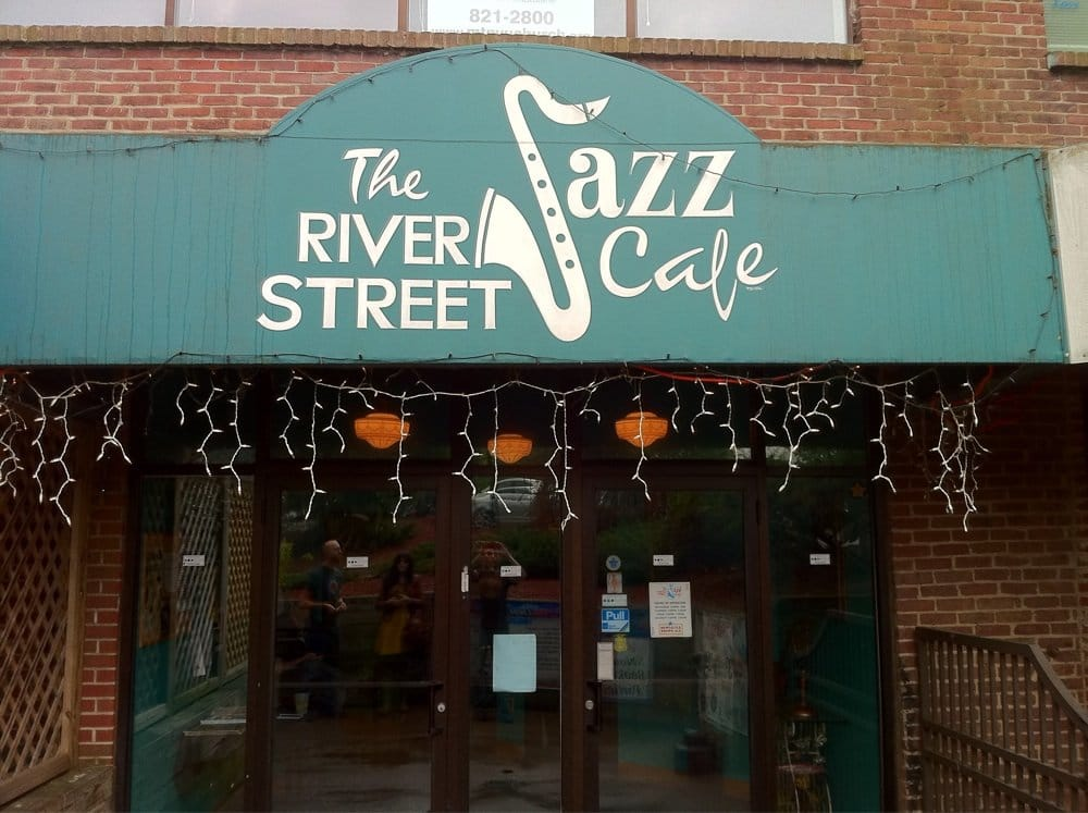River Street Jazz Cafe: 667 N River St, Wilkes Barre, PA