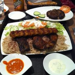 Kandahar kabab 16 photos afghan restaurants for Afghan kebob cuisine menu