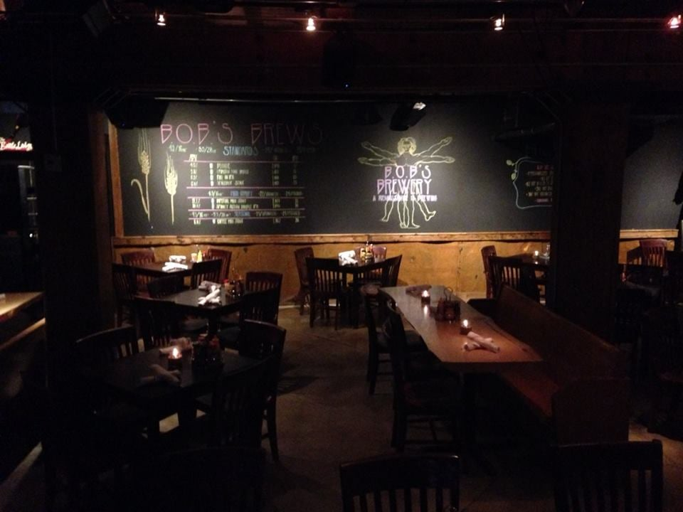 Restaurants In Grand Rapids Near The Bob
