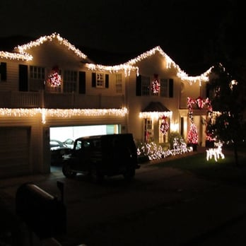 Beautiful Photo Of Holiday Outdoor Lights   Los Angeles, CA, United States. Hloliday  Lighting Home Design Ideas
