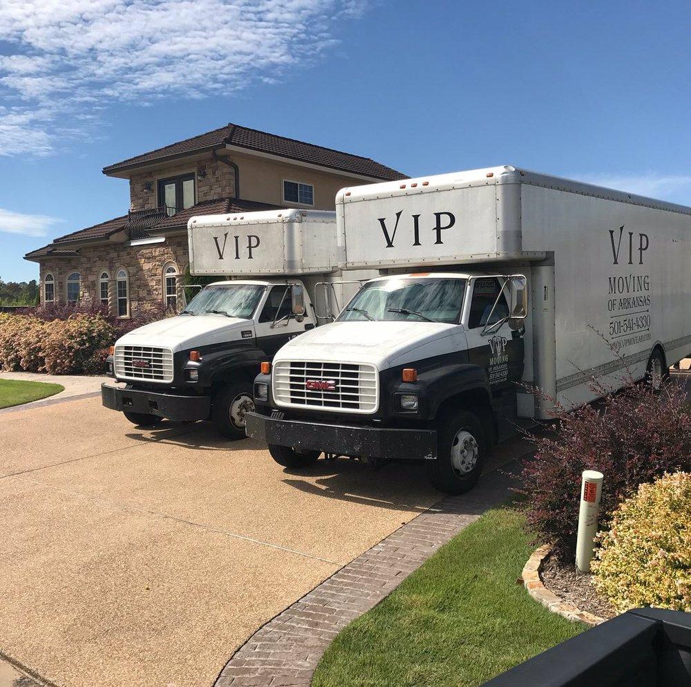 VIP Moving of Arkansas: Little Rock, AR