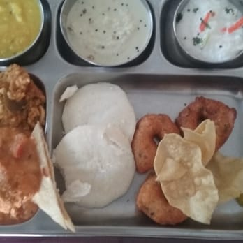 Woodlands Indian Vegetarian Restaurant Chatsworth Ca