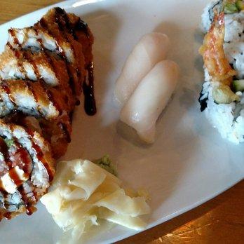 Syringa Japanese Cafe Sushi Menu