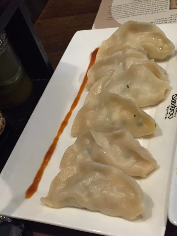 Chicken momos wouldn 39 t order it again lacks the authentic taste needs an update in the for Inchin s bamboo garden sunnyvale