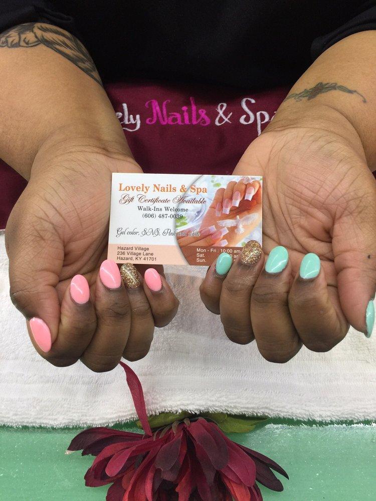 Lovely Nails: 236 Village Ln, Hazard, KY