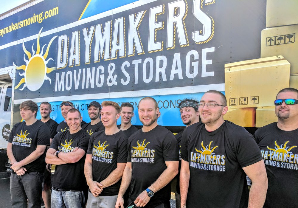 Daymakers Moving & Storage