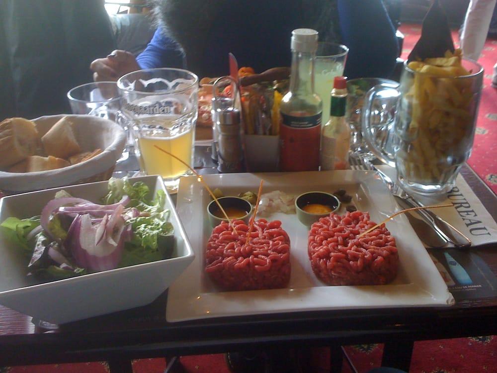 Steak tartare xxl yelp