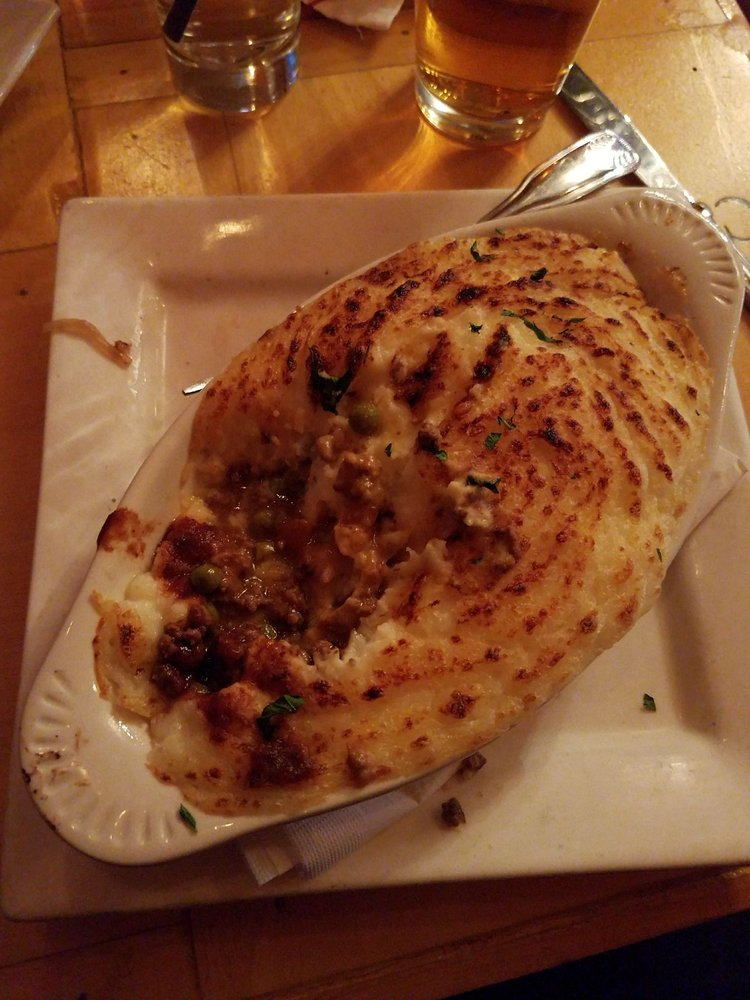 Shepards pie was amazing yelp for Lilly s craft kitchen