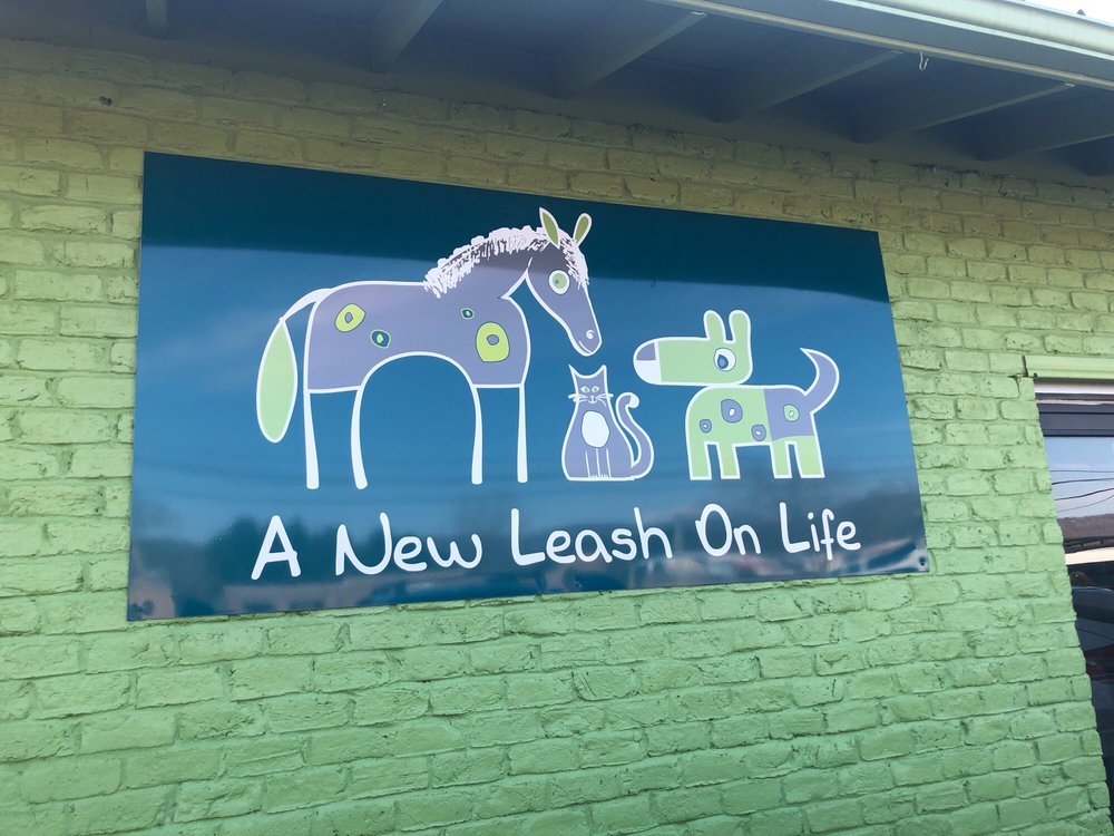 A New Leash on Life Tails & reTails