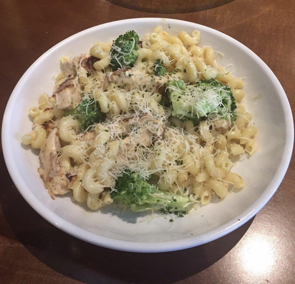 Chicken Con Broccoli Alfredo Yelp