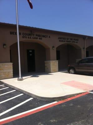 Bexar County Justice Precinct No  4 - Police Departments