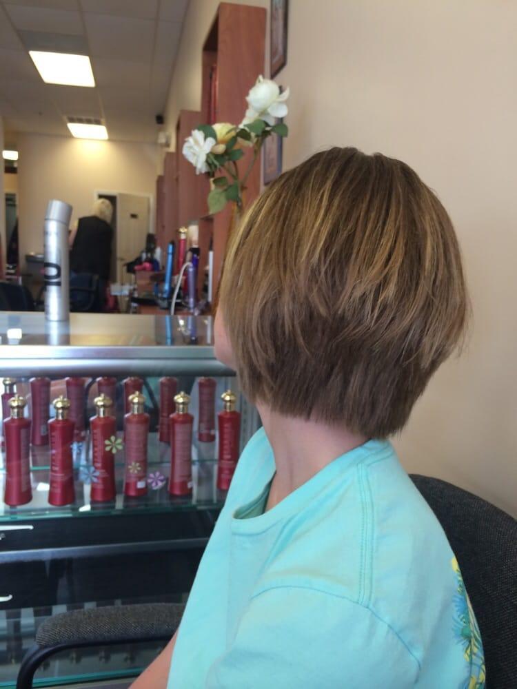 Jagged edge hair salon closed hairdressers 8510 for Edge hair salon