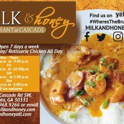 Milk & Honey Restaurant - 1034 Photos & 668 Reviews - Breakfast & Brunch - 5495 Cascade Rd SW ...