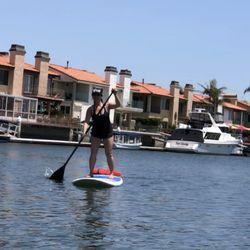 Photo Of Sunset Kayak Als Beach Ca United States