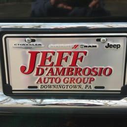 Photos For Jeff D Ambrosio Dodge Chrysler Jeep Ram Yelp