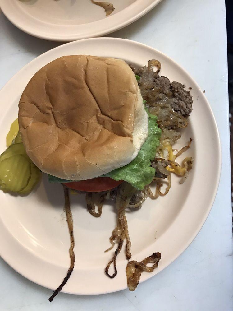 Food from Johnnie's Hamburgers & Coneys
