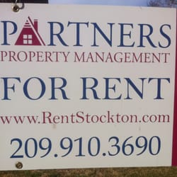 Partners Property Management Stockton