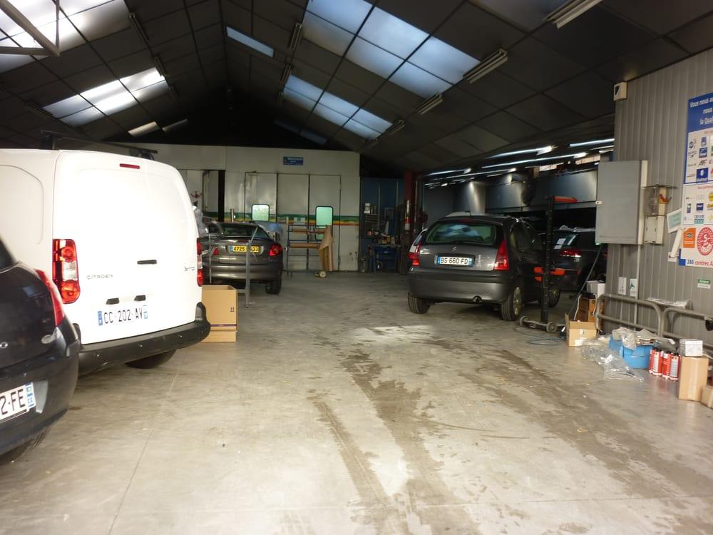 Garage b hler r paration auto 268 rue mandron saint for Garage automobile bordeaux