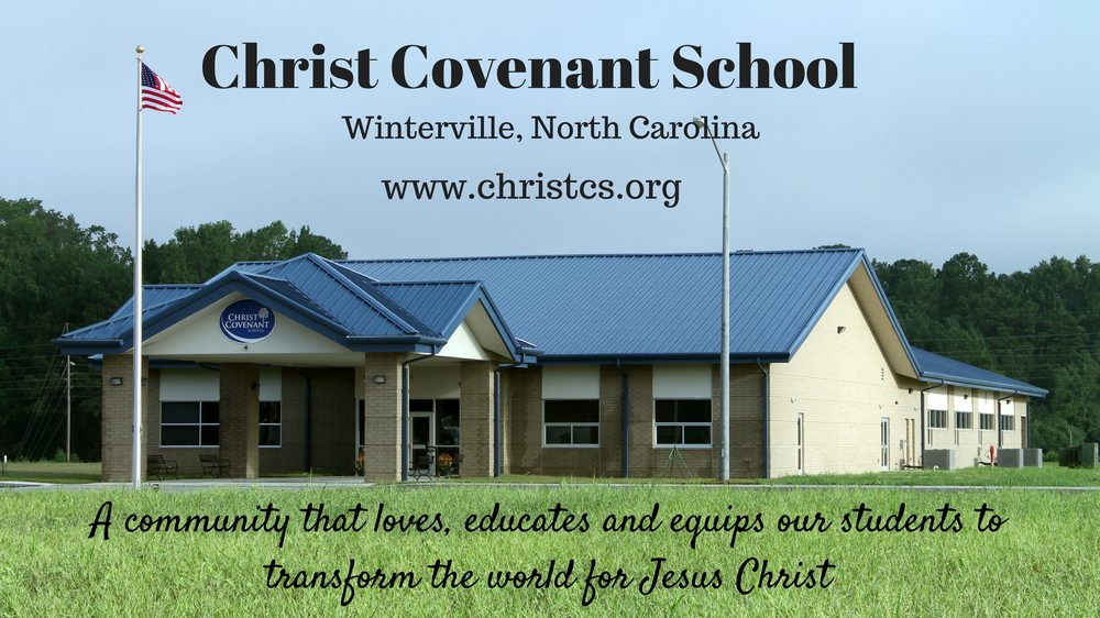 Christ Covenant School: 4889 Old Tar Rd, Winterville, NC