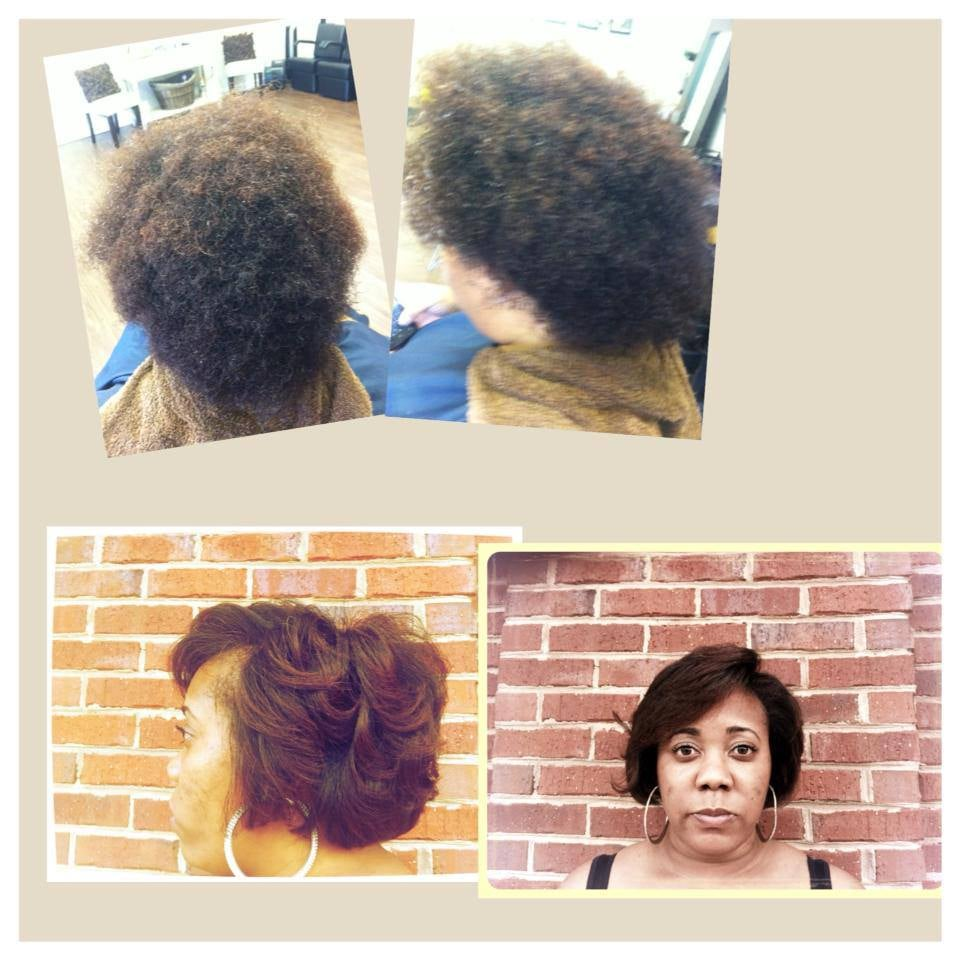 Natural Hair Rocks Salon Fayetteville Ga