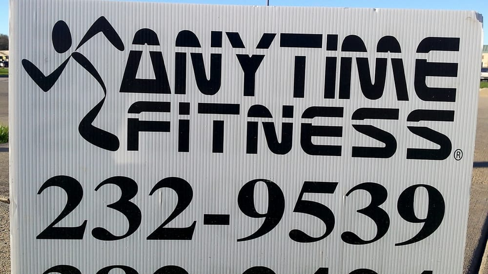 Anytime Fitness: 414 S 17th St, Ames, IA