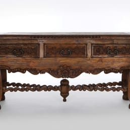Photo Of Beckmans Fine Furnishings   Kalispell, MT, United States. Hand  Carved Reclaimed