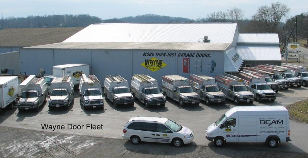 Wayne Garage Door Sales Service Garage Door Services 9931 E