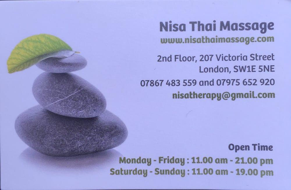 nisa thai massage massage bålsta