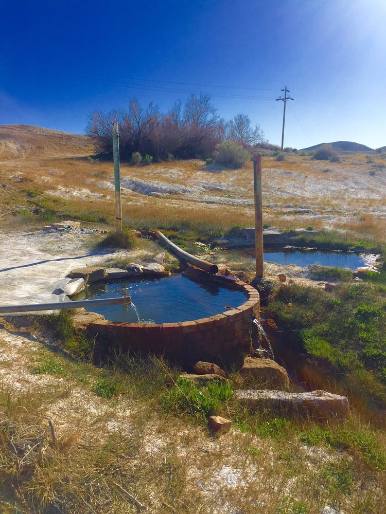 Alkali Hot Springs - Local Flavour - Sloan, NV, United ...
