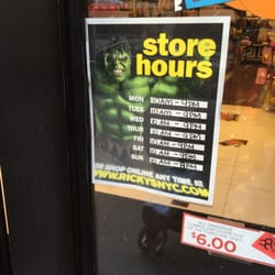 Ricky's Halloween - CLOSED - Toy Stores - 155 5th Ave, Flatiron ...
