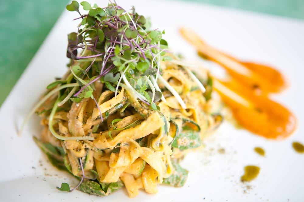 Photo Of Prana Restaurant Newton Ma United States Fettucine