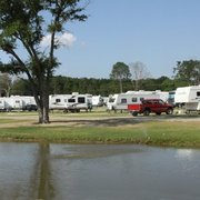 Carport And Photo Of Antique Capital RV Park