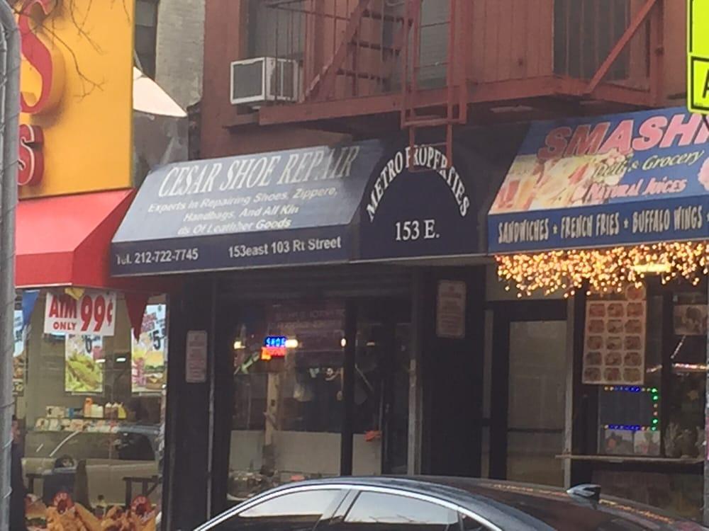 Shoe Repair East Harlem