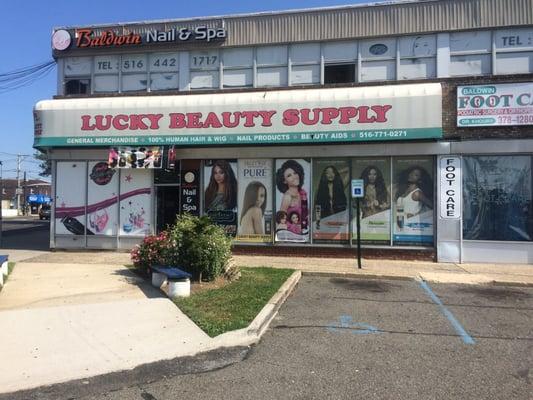 Lucky Beauty Supply 1685 Grand Ave North Baldwin, NY Beauty