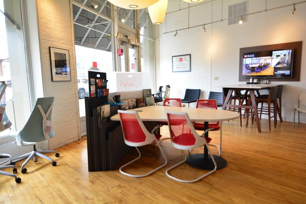 Good Photo Of APG Office Furnishings   Dayton, OH, United States. Metaform  Collaboration Area