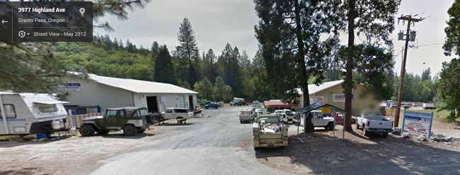 Drive Thru Oil Change Near Me >> Frank's place of business, he is on the right when you enter the parking lot. - Yelp