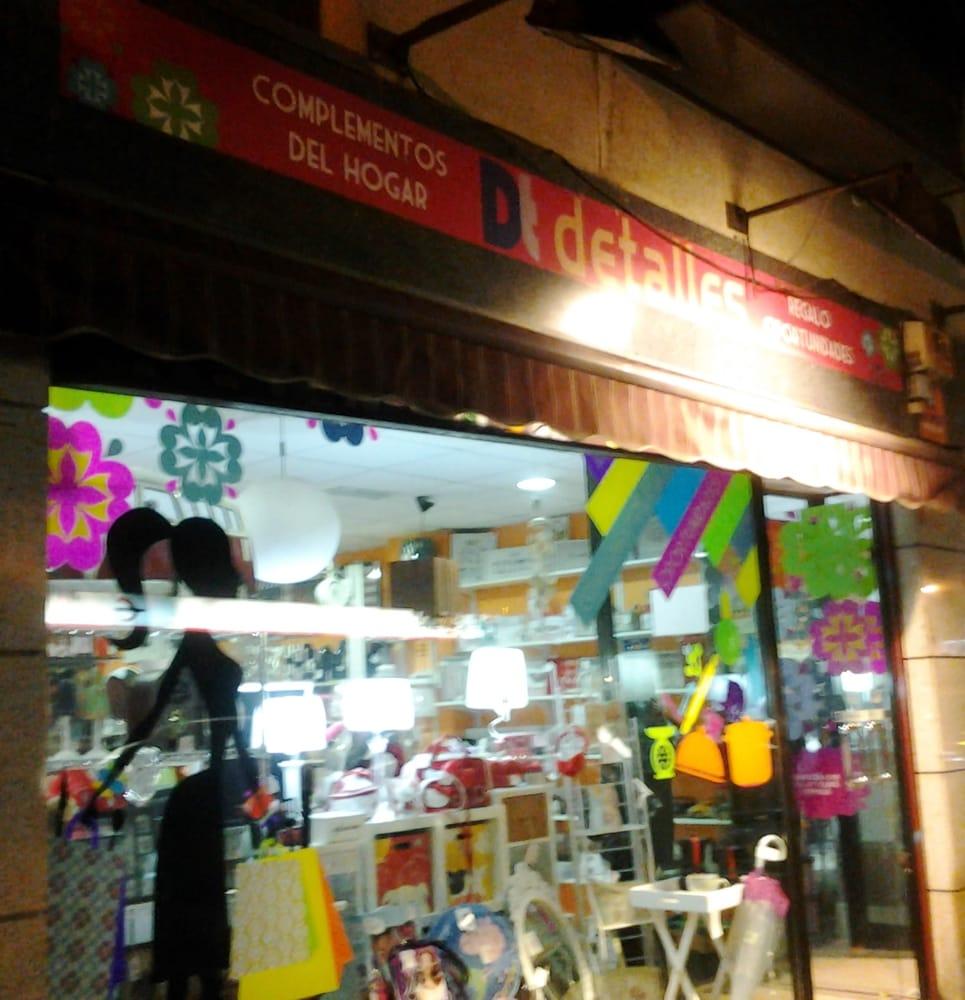 Detalles tienda de telas calle de ayala 101 - Telas salamanca ...