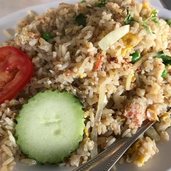 Photo Of Thai Patio   Los Angeles, CA, United States. Crab Fried Rice